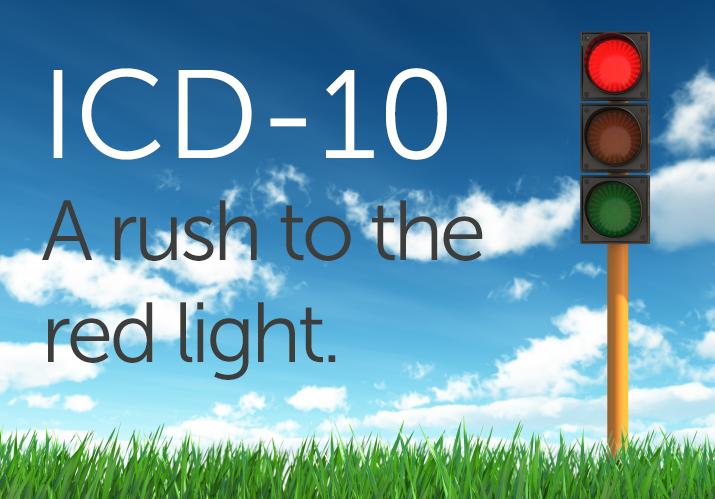 ICD-10 Postponed Again